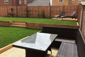 Decking Hedge End
