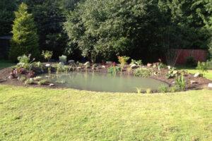 Bespoke Garden Pond