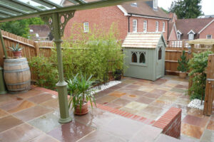 Patio & Garden Shed Alresford