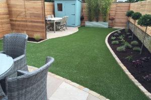 Low Maintenance Garden Hursley