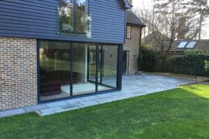 Modern Garden Twyford