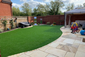 Low Maintenance Garden Swanmore